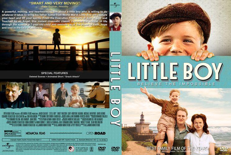 Little Boy Custom DVD Cover Dollhouse DVD Covers Cover, Cover