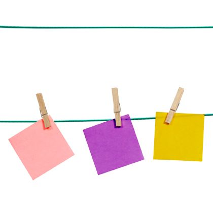The Kids Clothesline Hanging Art On Clothesline Stretch A Cord Or Ribbon Along A Wall