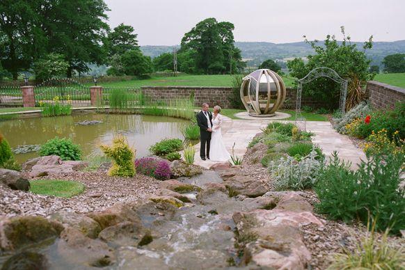 Heaton House Farm Water Garden