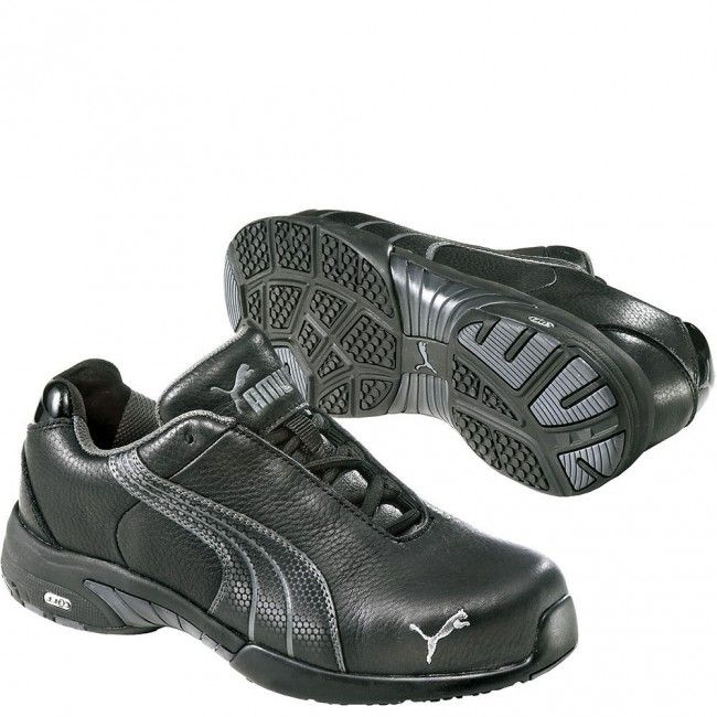 6ffc50455ad 642855 Puma Women s Velocity Low Safety Shoes - Black www.bootbay ...