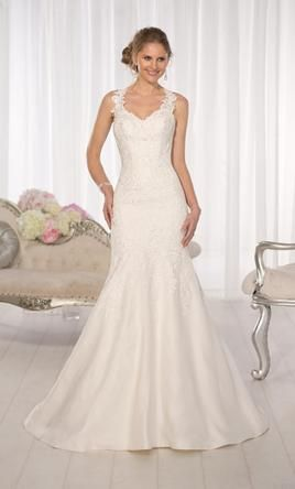 Essense of Australia 1616: buy this dress for a fraction of the salon price on PreOwnedWeddingDresses.com