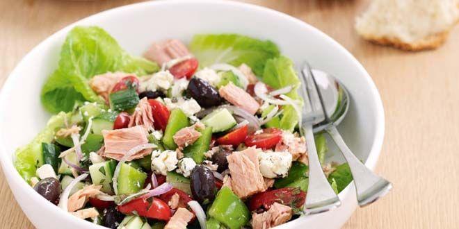Salata sa tunjevinom (II)