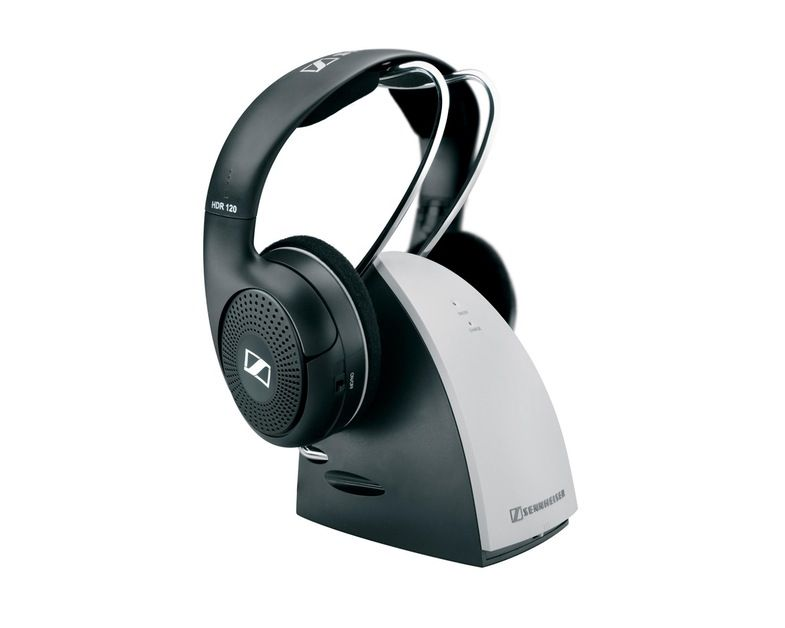 4bc46dc97dd Sennheiser RS 120 II Wireless Headphones | Harvey Norman New Zealand ...