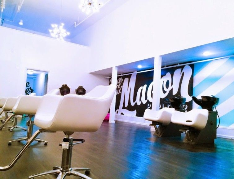 The Doux Salon Blow Dry Parlour Ga Curls Understood Hair Salon Best Hair Salon Natural Hair Salons