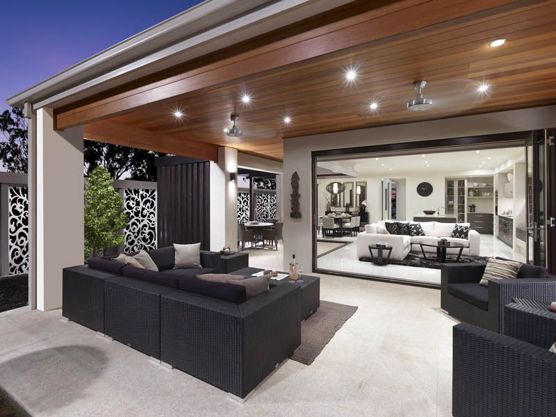 Interior decorating home decorating ideas metricon for Outdoor alfresco designs
