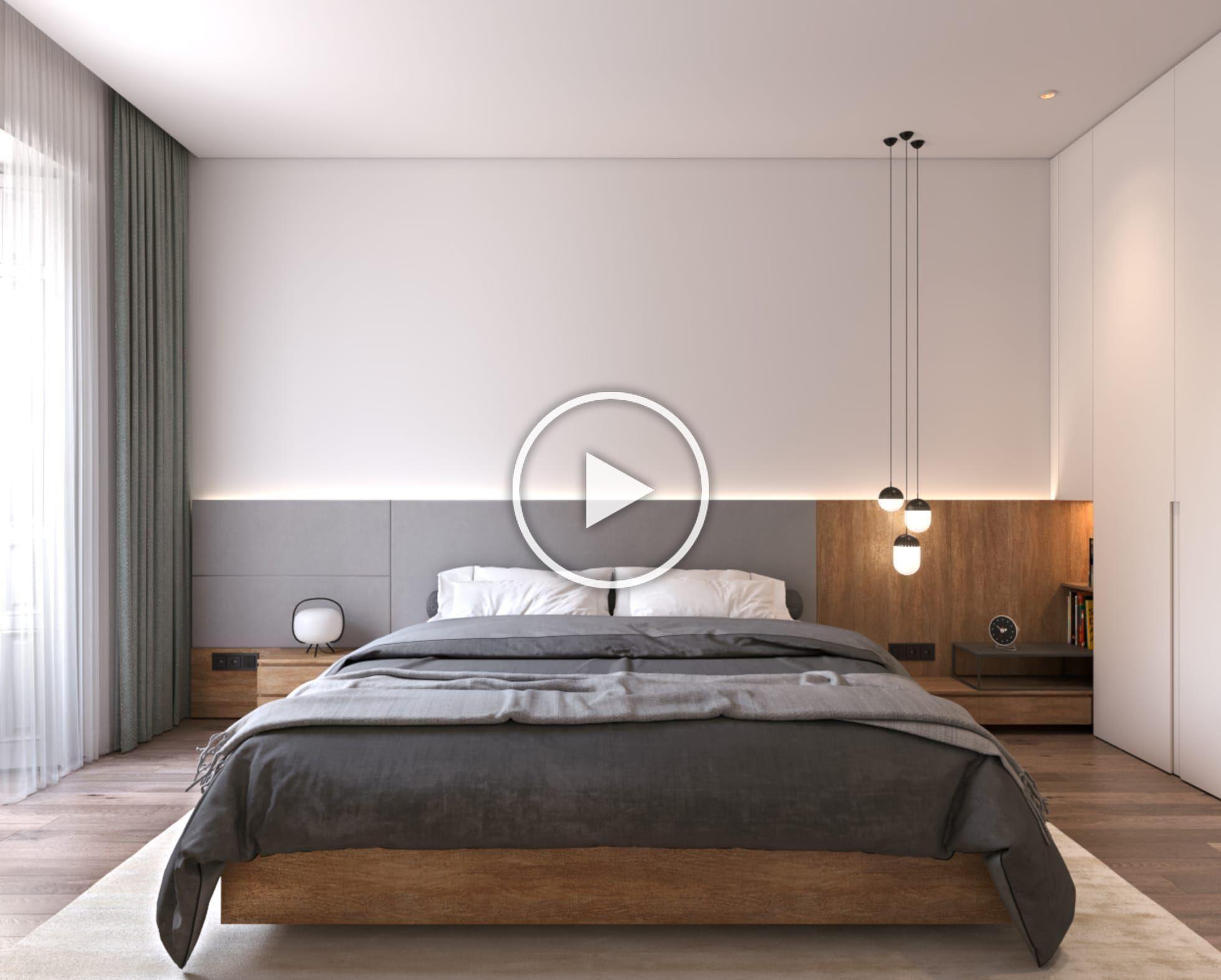 Pin By Minh Khanh On Interior Design Bedroom Hotel Bedroom Design Bedroom Bed Design Modern Bedroom Interior