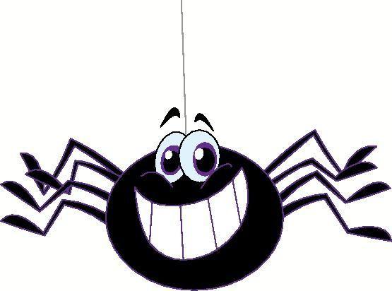 Arañas De Halloween Para Colorear: Dibujos De Arañas Para Imprimir