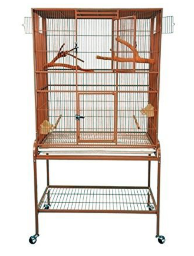 Pin by Leigh horton on Bird Cages | Pinterest | Bird cages and Bird