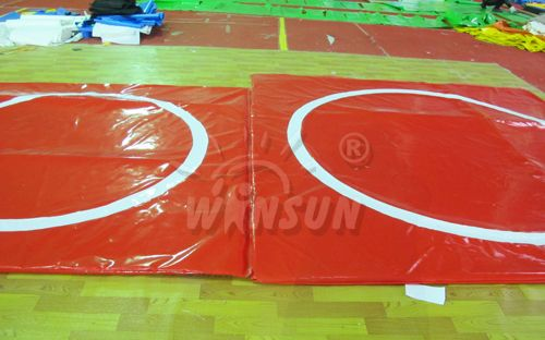 Inflatable Sumo Wrestling Mat WSP-115