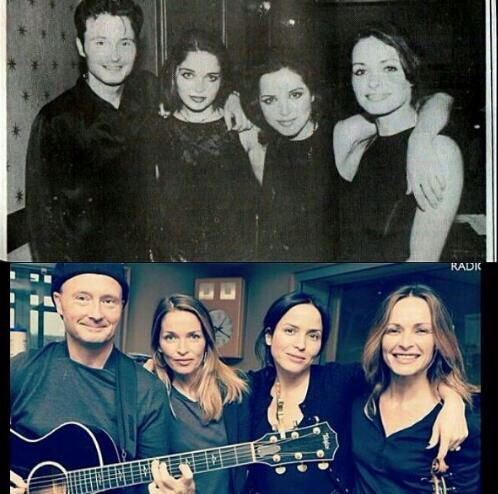 The Corrs 1998-2015