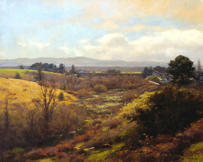 Jim McVicker,   Loleta Valley' 26x30