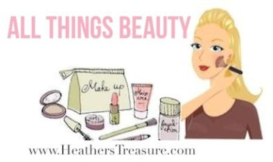 all things beauty- a list of all my beauty related posts! :-)  heatherstreasure.com