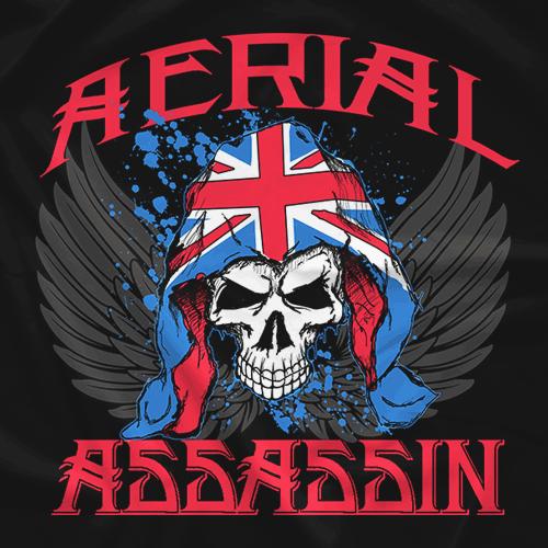 Will Ospreay Aerial Assassin Njpw Japan Pro Wrestling Wrestling Stars