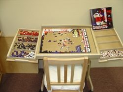 World S Best Puzzling Table Projects Puzzle Table