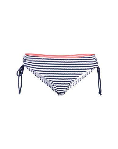 ¡Cómpralo ya!. TRIUMPH Bañador de slip mujer. tejido sintético, logotipo, estampado a rayas , bañador, bañadores, swimsuit, monokini, maillot, onepiece, one-piece, bathingsuit. Bañador  de mujer color azul marino de Triumph.