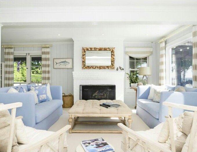 Excellent Coastal Living Living Room Pinterest Largest Home Design Picture Inspirations Pitcheantrous