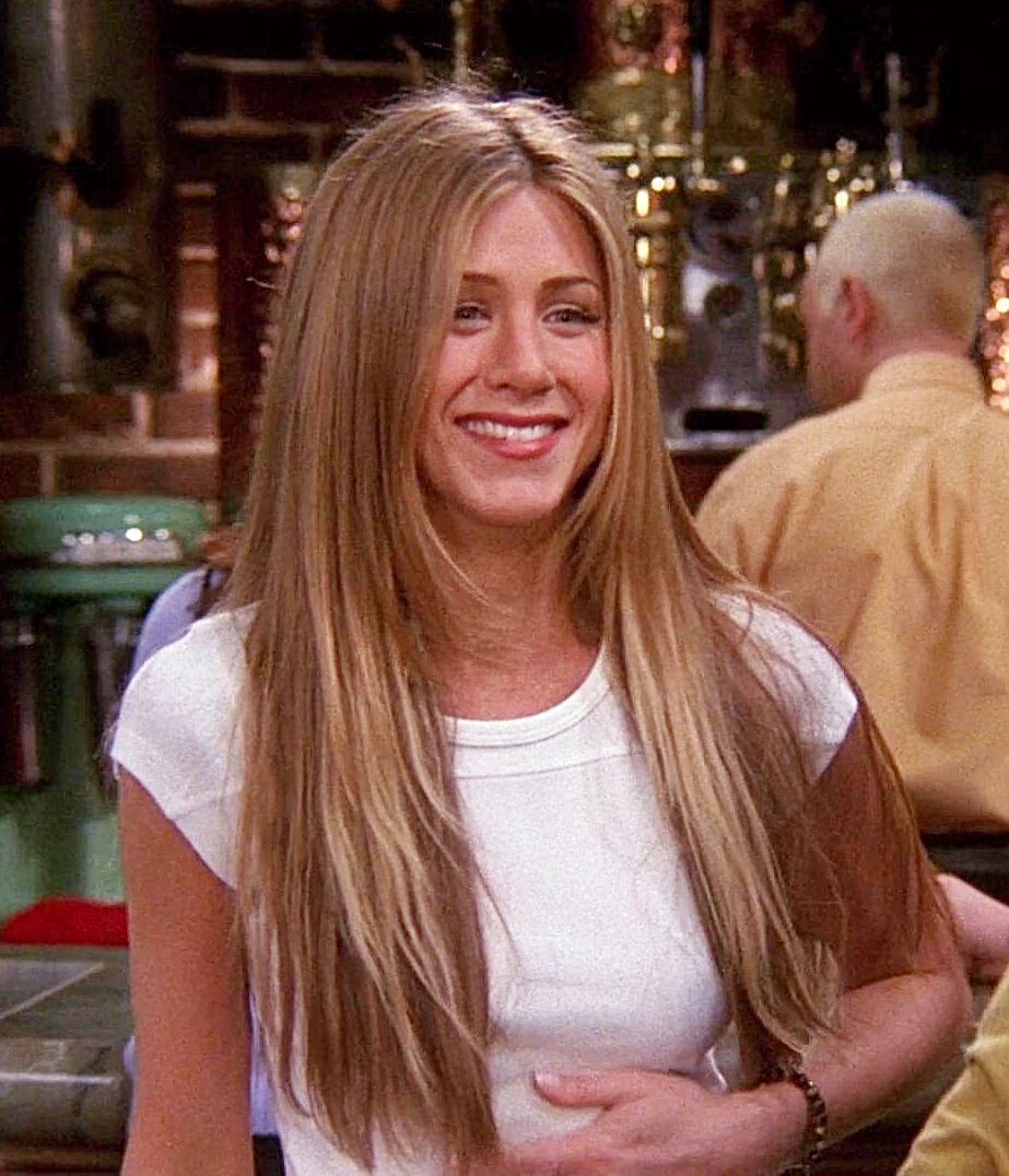 Jennifer Aniston Hair Colour Friends