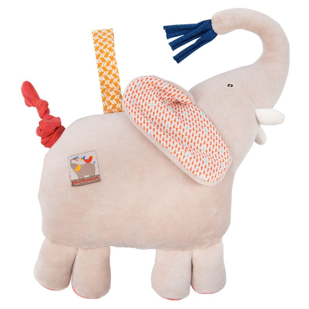 elefante musicale Les Papoum