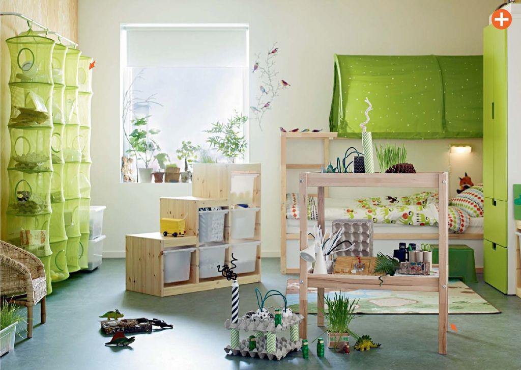Pin by Lisa White on Boys Bedroom | Ikea kids room, Kids ...