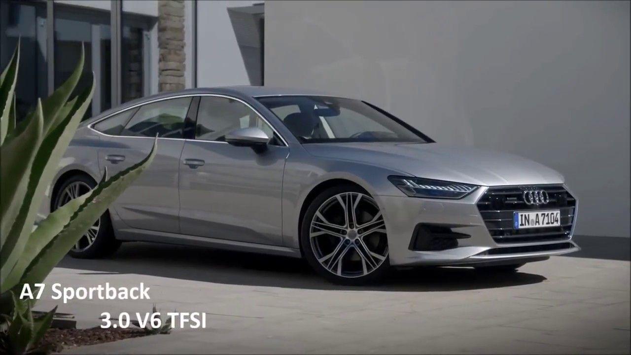 Audi A7 Sportback s line (2018) - luxurious coupe | interior ...