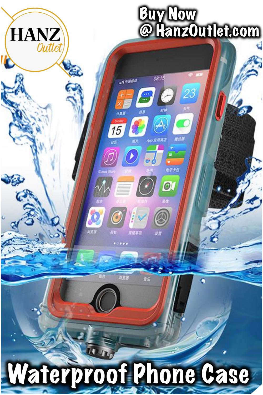 CORNMI Waterproof Phone Case For iPhone 7 Plus 5.5inch 360 ...