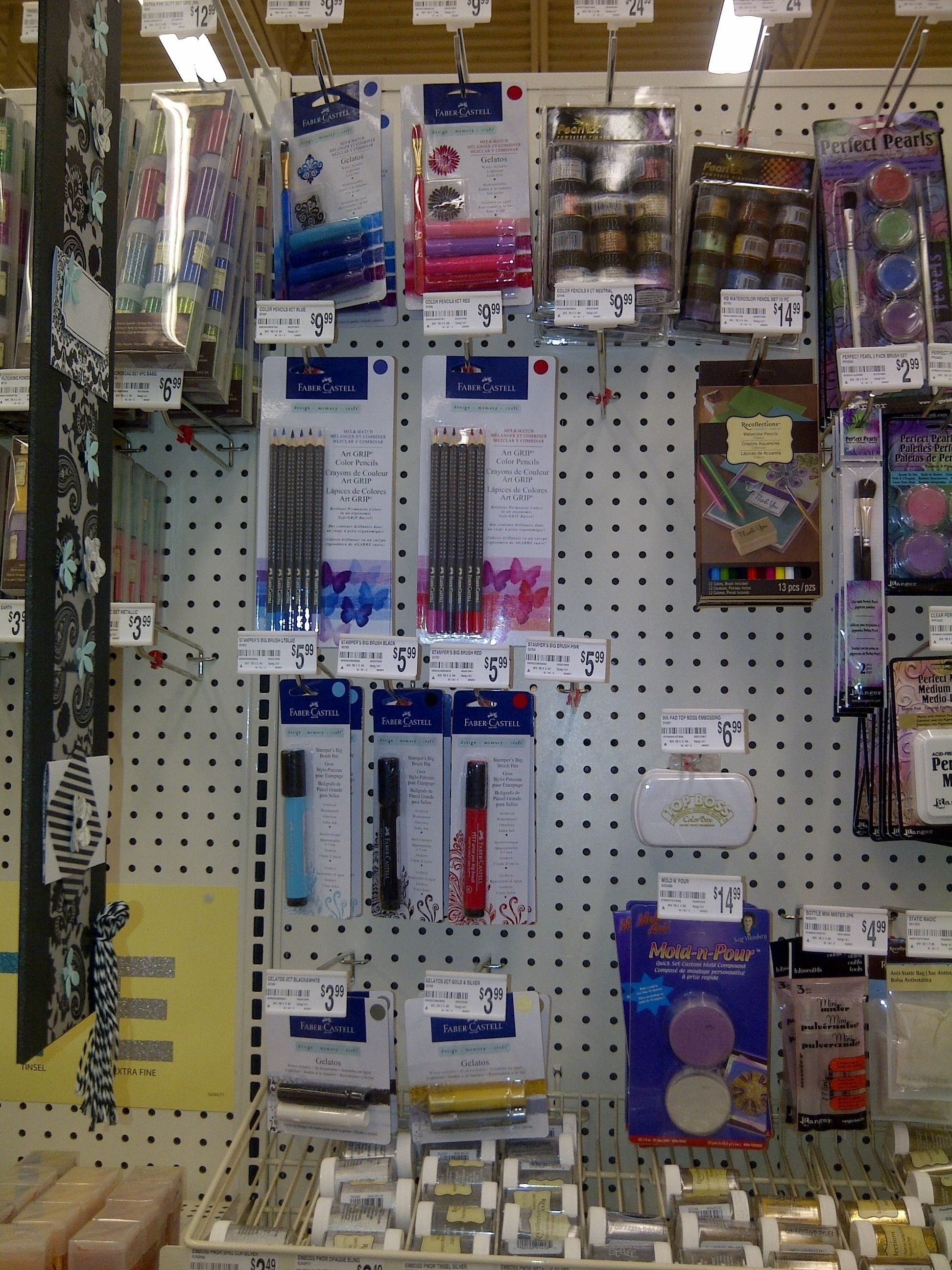 Faber Castell Design Memory Craft Is Available At All Michaels Stores US And Canada
