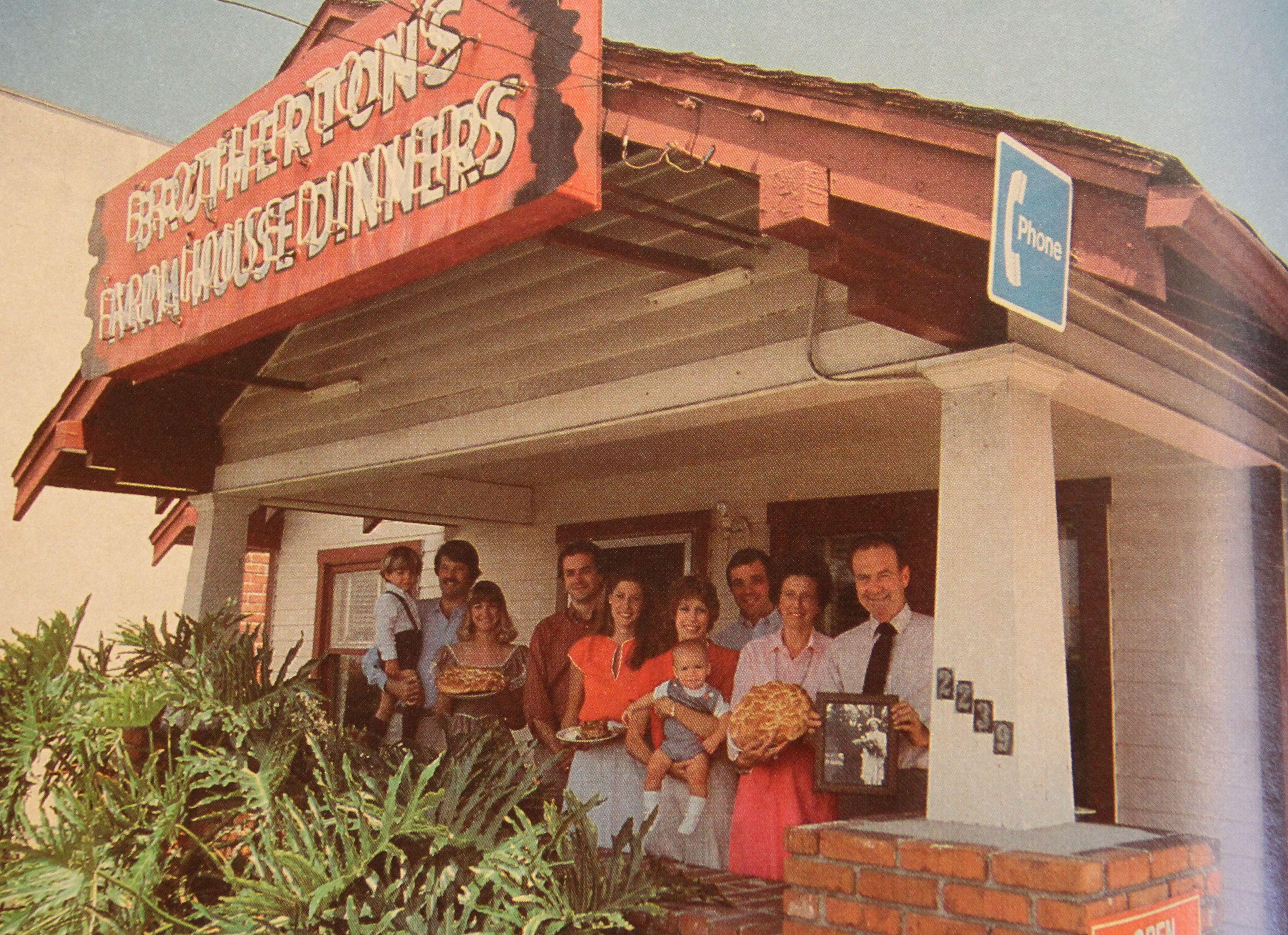 Brotherton\'s Farmhouse in Pasadena - Circa 1980 | Old Los Angeles ...