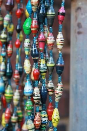 Jewelry with a purpose | Beautiful beaded jewelry, Paper ...