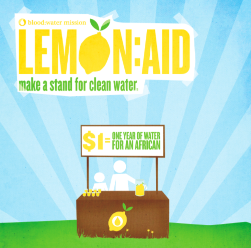 It S Lemon Aid Day The Southern Institute Raising Money Today To Help Bring Clean Water To People Inspirational Posters Poster Design Creative Poster Design