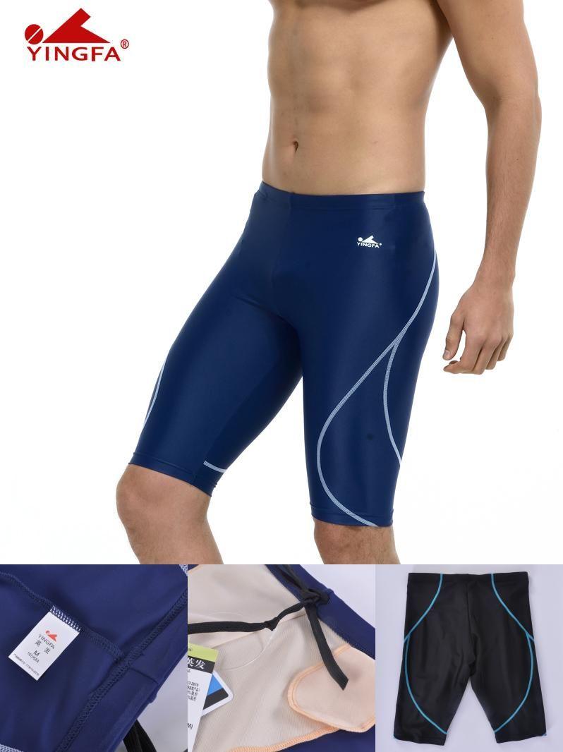Visit to Buy] Yingfa Boys racing swimwear waterproof swimsuits competitive swimming  mens swim… | Competitive swimming suits, Racing swimsuits, Competitive  swimming
