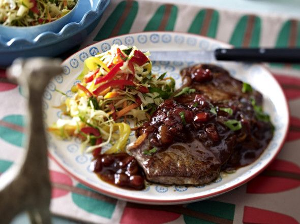 Rumpsteak - raffinierte Rezepte mit feinem Fleisch | LECKER