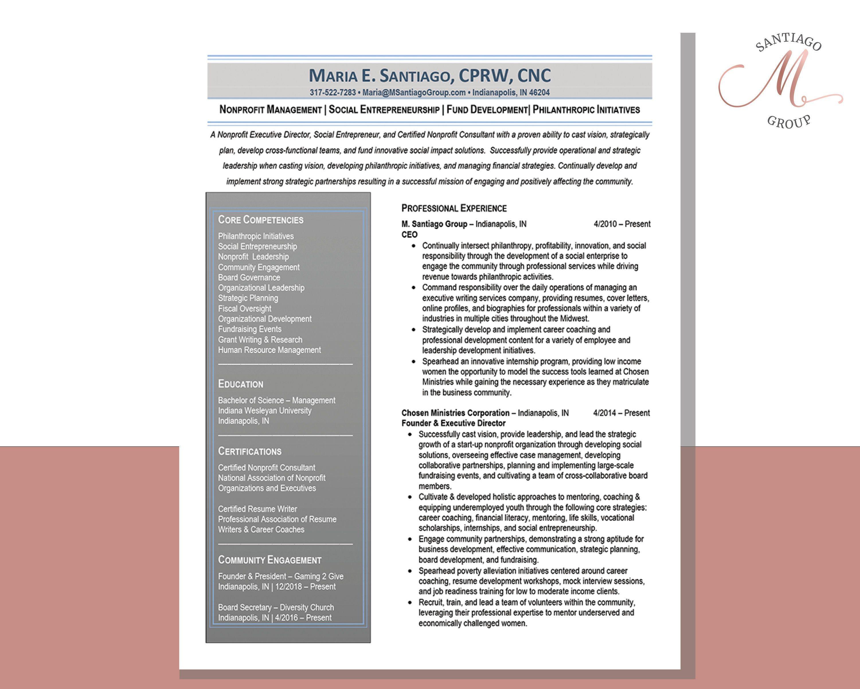 professional resum u00e9 template