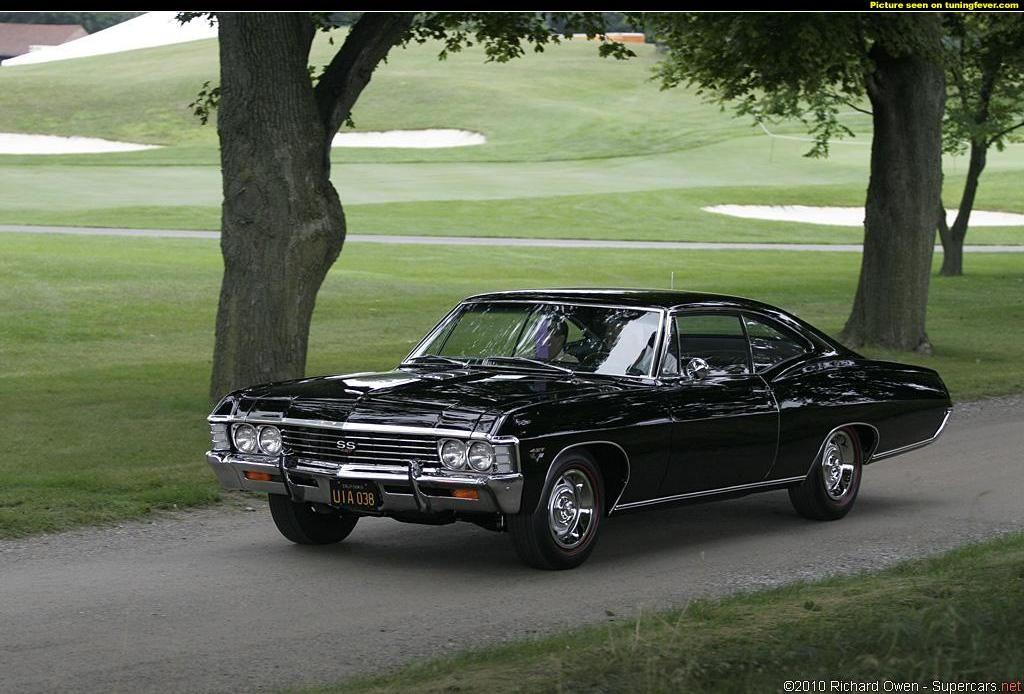 1967 Black Chevy Impala Chevrolet Impala Chevy Impala 1967