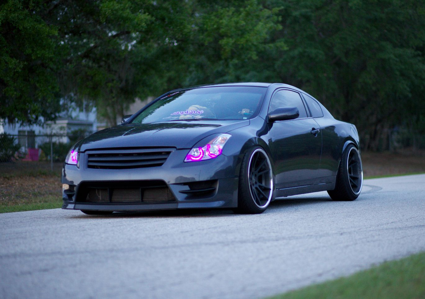 stanced altima coupe stanced altimas altima coupe. Black Bedroom Furniture Sets. Home Design Ideas