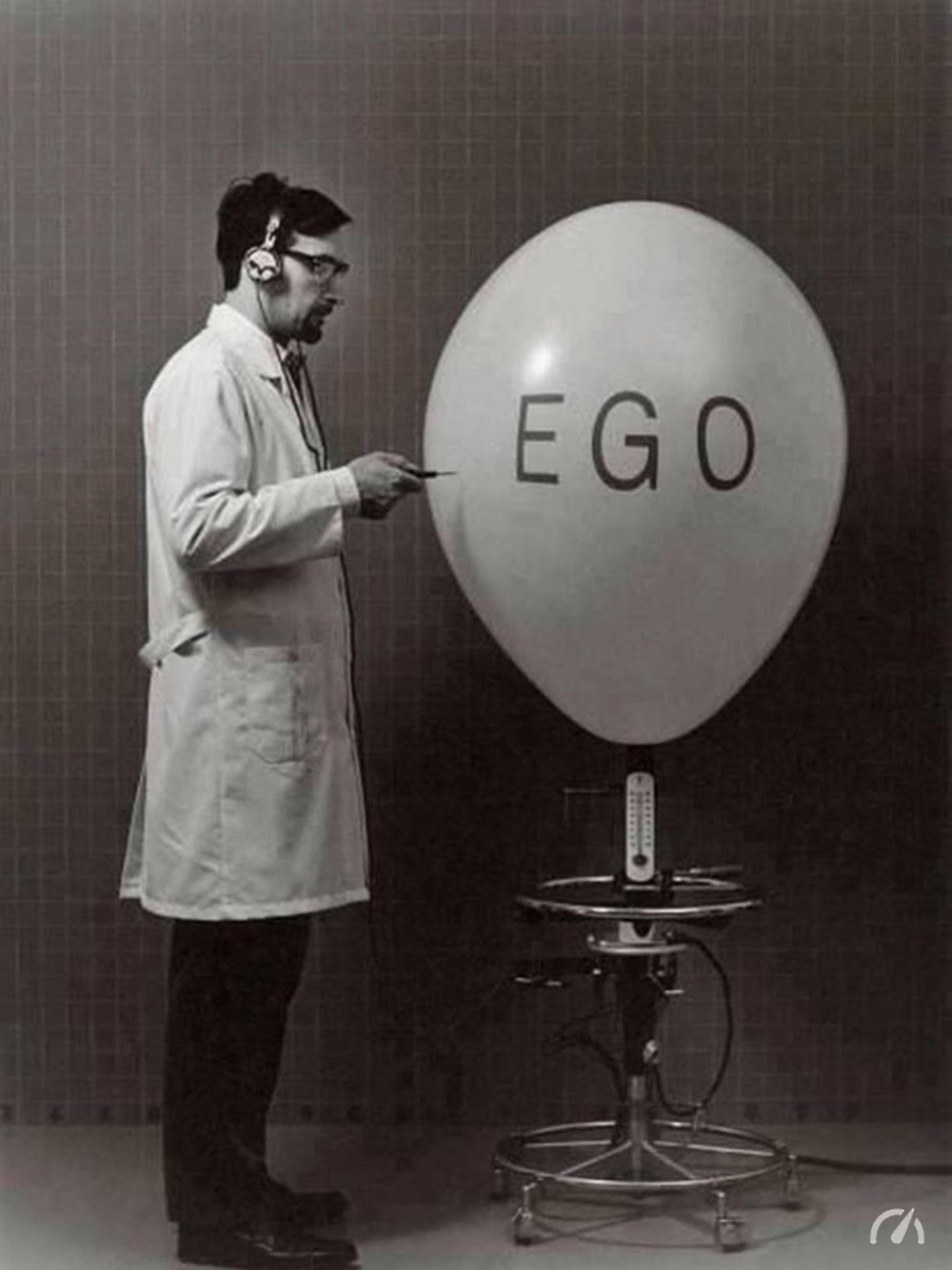 RAPID EGO DEFLATION EXPERIMENT, © Stephane Graff, 2009 | Ego ...
