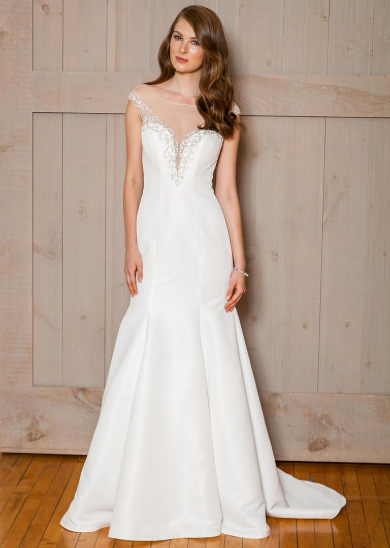 David\'s Bridal Fall 2016 Wedding Dresses Are for the Modern Romantic ...