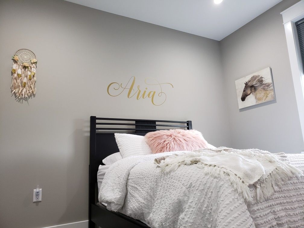 Best Mindful Gray Bedroom Sherwin Williams The Big One Bedding 400 x 300