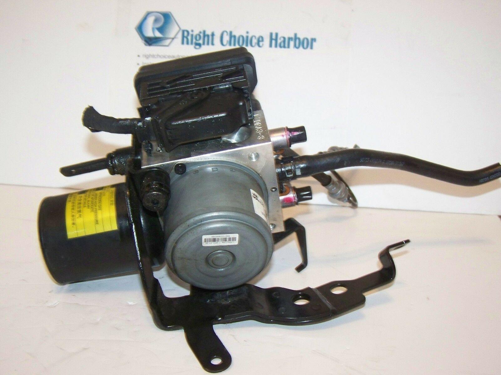 11 12 Kia Optima Hybrid Abs Anti Lock Brake Pump 58620 4u001