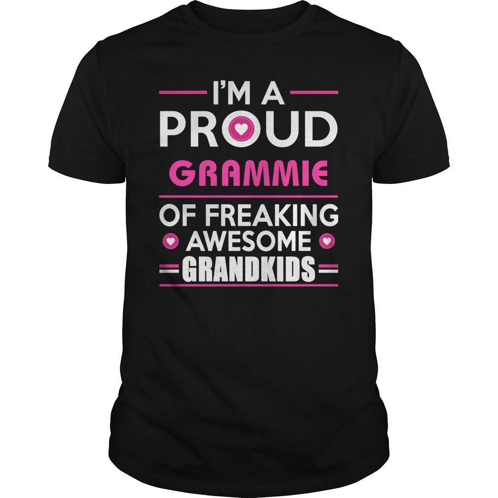 Im a proud GRAMMIE