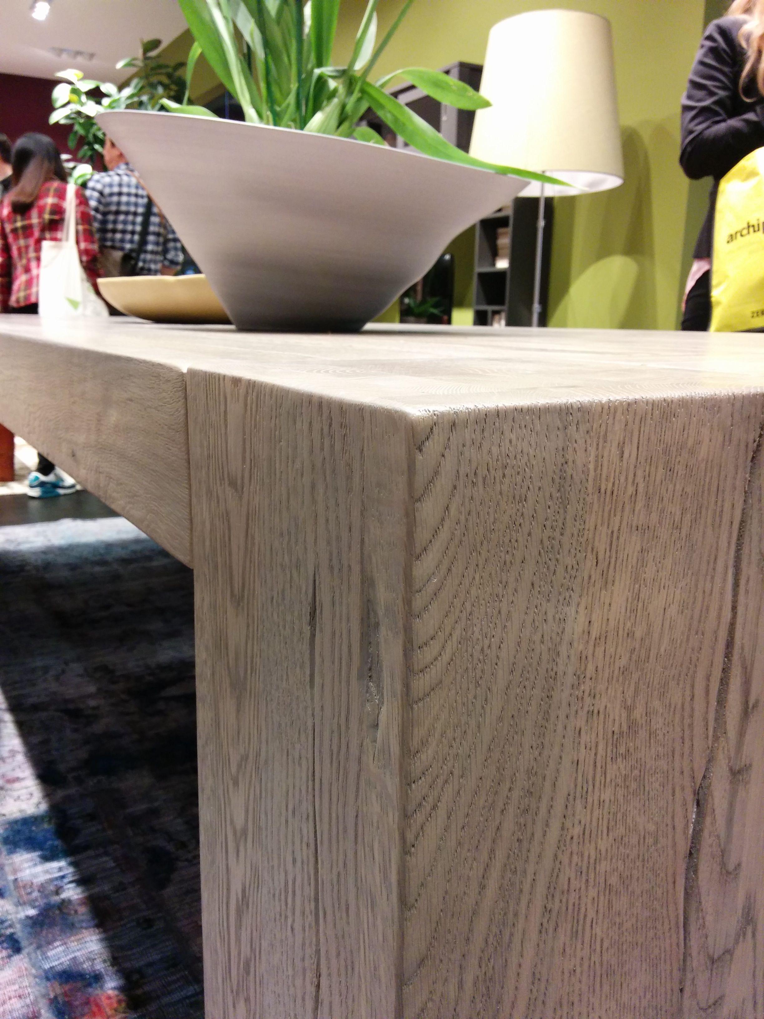 Wooden Table - Devina Nais | WOODEN TABLE DESIGN | Pinterest