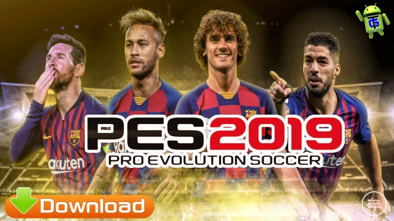 Pes 2019 Android Obb Patch Barcelona Kits 2020 Download Barcelona Team Pro Evolution Soccer Evolution Soccer