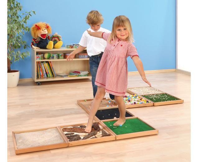Fühl-Kisten-Set | Raum-ideas | Kindergarten, Kids ...