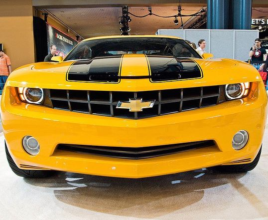 chevrolet camaro ss transformers by michael bay 2007 kool kars rh pinterest com