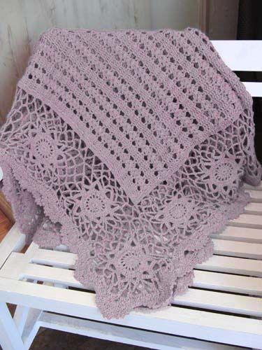 Pin De Alma Espinosa Castaneda En Chalinas Ganchillo Colchas Ganchillo Crochet