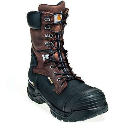 bb44078f624 Carhartt Boots: Men's Composite Toe Insulated CMC1259 EH Pac Boots ...