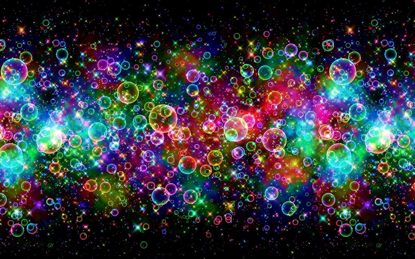 Imagenes De Fondo Flores Para Pantalla Hd 2: Burbujas De Colores Fondos De Pantalla Hd Hd