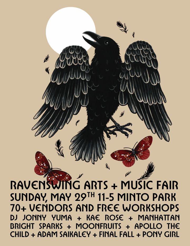 2016 Ravenswing Arts + Music Fair, Ottawa, Ontario Animales