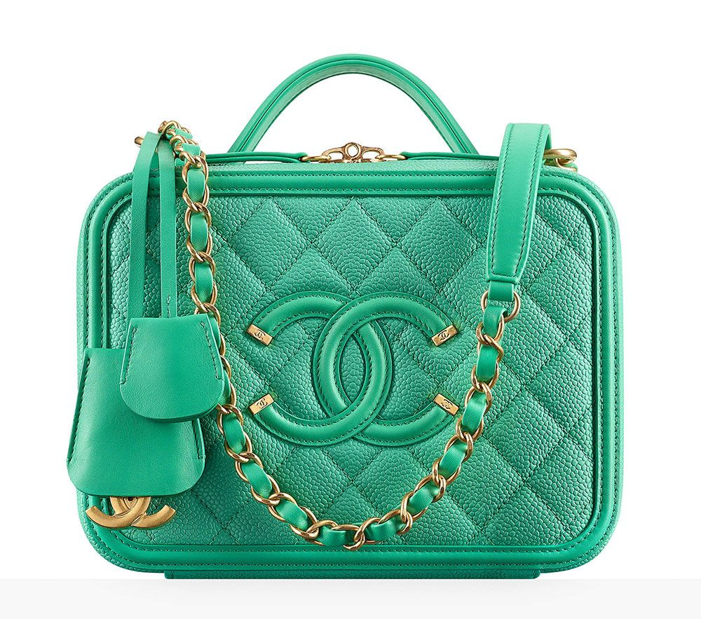6e2c9bf2eaa22d Chanel Releases Its Biggest Lookbook Ever for Pre-Collection Spring 2017;  We Have All 115 Bags and Prices