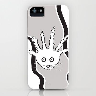 Fur - Really People? iPhone & iPod Case by Marina Kanavaki - $35.00