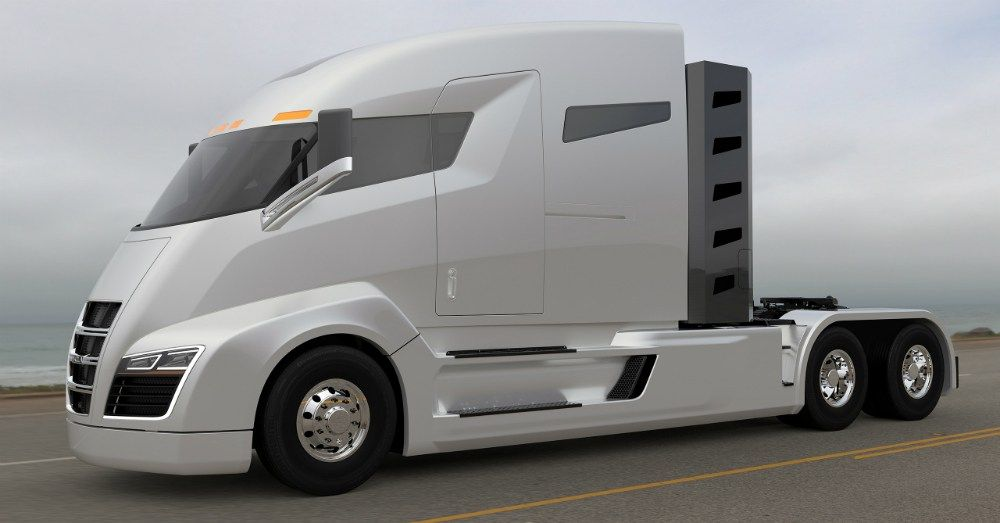 A New Big Rig to Help the Environment